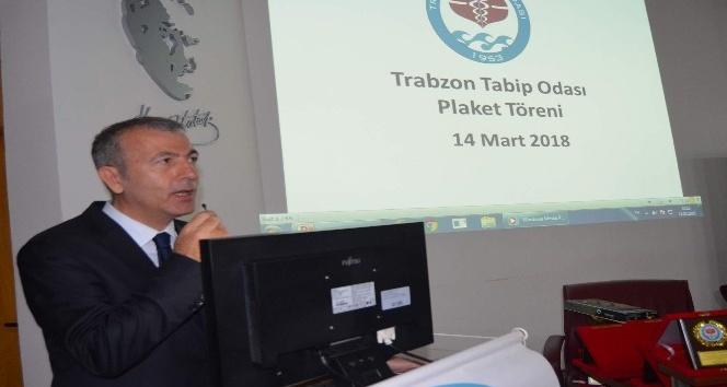 """Trabzon'da """"14 Mart Tıp Bayramı"""" etkinlikleri"""