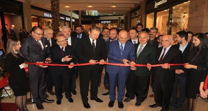 """""""Bir Solukta Gümüşhane"""" sergisi Forum Trabzon'da açıldı"""