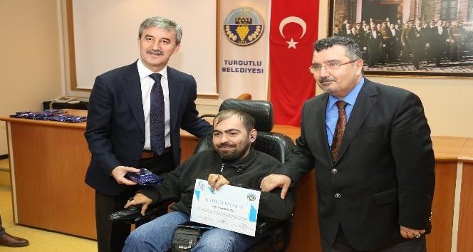 Turgutlu'da engellilere özel web ve grafik tasarım kursu