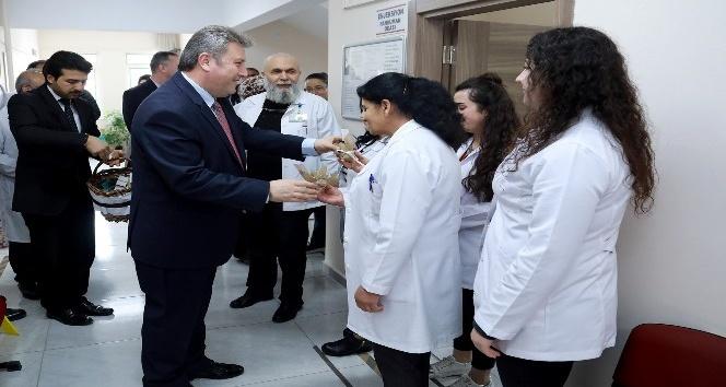 Talas'ta sağlık ihtiyacı kalmayacak