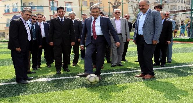 'İmam Hatip Okulları Futbol Turnuvası' başladı
