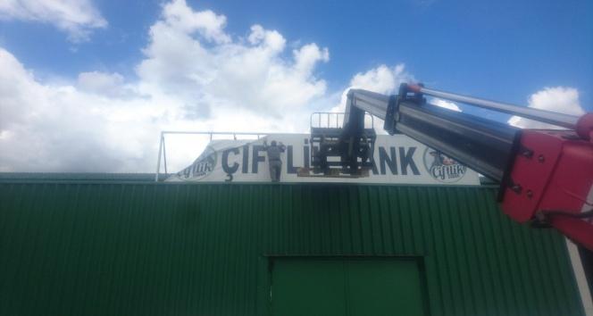 Çiftlik Bank tabelaları söküldü