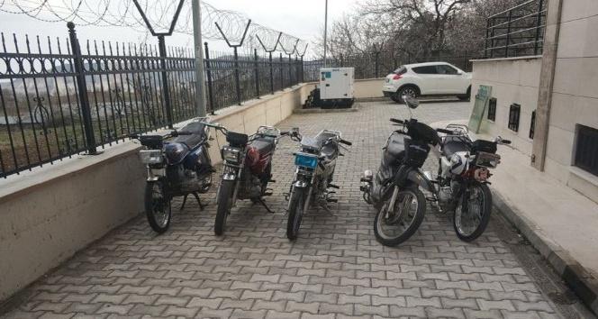 Tut ilçesinde motosiklet uygulaması devam ediyor