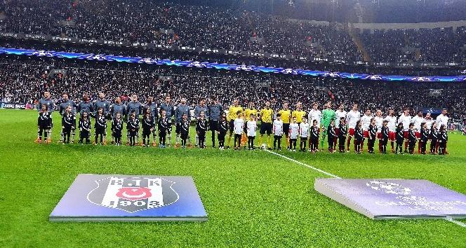 UEFA Şampiyonlar Ligi: Beşiktaş: 0 - Bayern Münih: 1 (Maç devam ediyor)