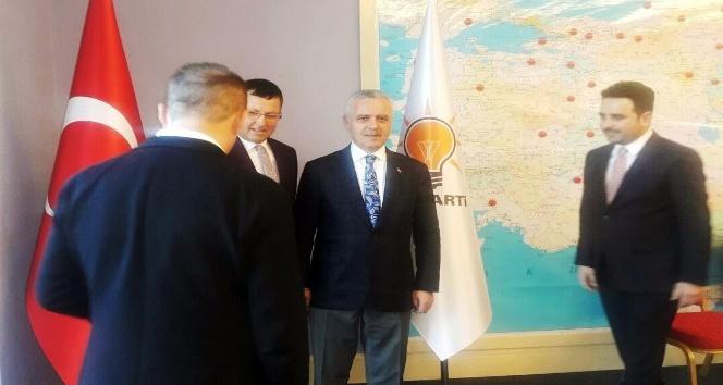 İzmir AK Parti'de 6 ilçenin daha başkanı netleşti