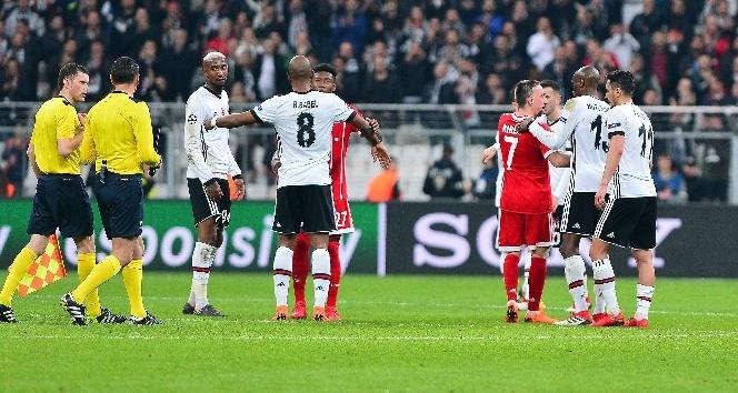 Vodafone Park'taki ilk mağlubiyet
