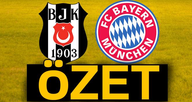 ÖZET İZLE: Beşiktaş 1-3 Bayern Münih Maçı Özeti ve Golleri İzle |Beşiktaş Bayern Münih Maçı Kaç Kaç |BJK BAYERN