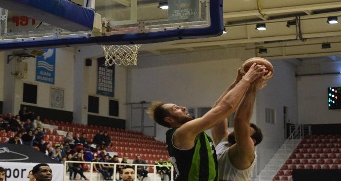 Türkiye Basketbol  1. Ligi: Petkimspor: 65 - Ormanspor: 70