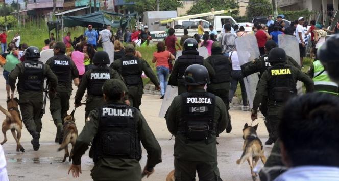 Bolivyada cezaevinde isyan: 6 ölü