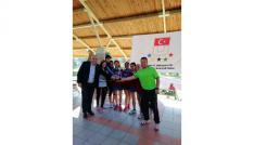 Yalova Üniversitesi Antalyadan kupayla döndü