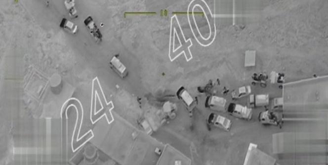 Afrin halkı teröristlerin engellerini elleri ile aşıyor