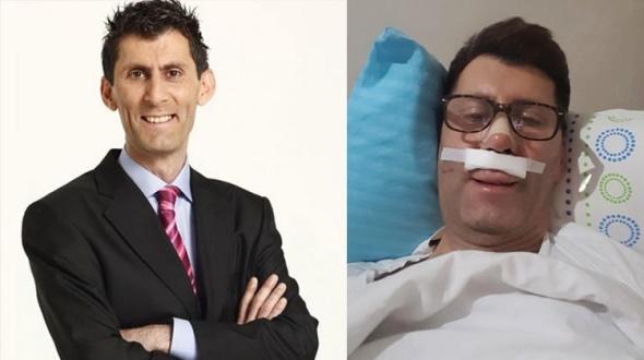 Ahmet Çevik ameliyat oldu: Tat ve koku alma duyularını kaybetti!