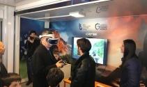 Crytek İstanbul, Güvenli İnternet Tırı ile birlikte Ankara'daydı
