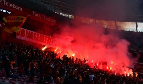 Türk Telekom Stadyumu'nda muhteşem anlar