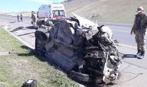 Şanlıurfa'da trafik kazası: 1 ölü, 1 yaralı!