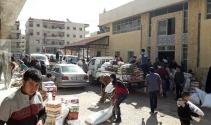 Siviller Afrin'de YPG ile çatışıyor