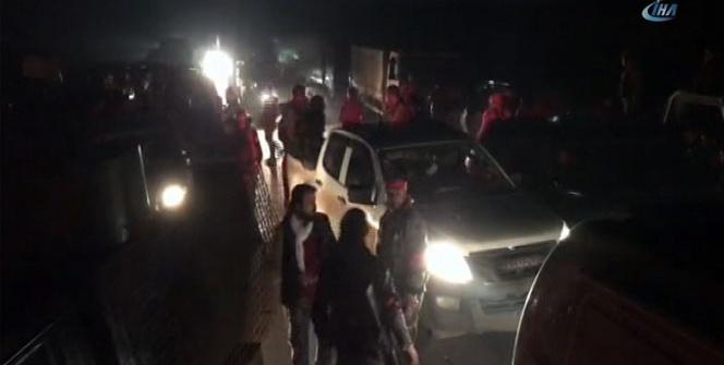 ÖSO Afrin'e böyle girdi