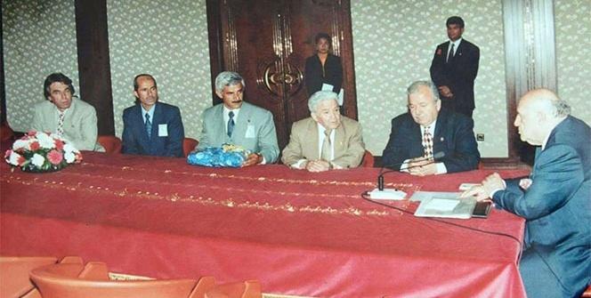 57'nci Alay sancağı yıllarca Denizli'de bir camide saklanmış