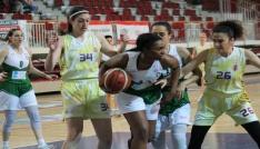 Türkiye Kadınlar Basketbol Ligi: Yalova VIP: 63 - Urla Belediyesi: 69