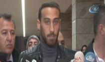 Cenk Tosun: İnşallah Beşiktaş şampiyon olur