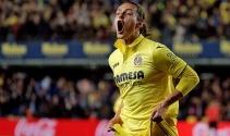 Villarreal'a galibiyeti Enes Ünal getirdi