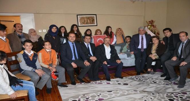 Afrin gazisi JÖH Fatih Fatih Aydemir: