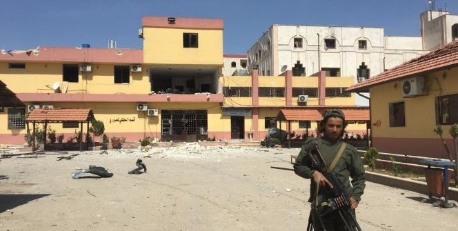 PKK'lılar hastaneyi bile bomba ile tuzaklamışlar!