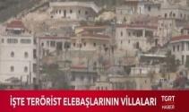 PKKlıların ele geçirilen villaları böyle görüntülendi