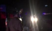 Nevşehirde askeri uçak düştü! Olay yerine ekipler sevk edildi
