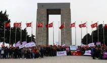 Öğrencilerden Çanakkale şehitlerine mektup
