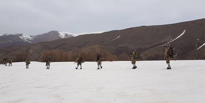 PKK'ya ağır darbe: 26 sığınak ile 2 el yapımı patlayıcı imha edildi