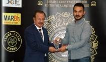 İhlas Haber Ajansına Yılın Basın Ödülü