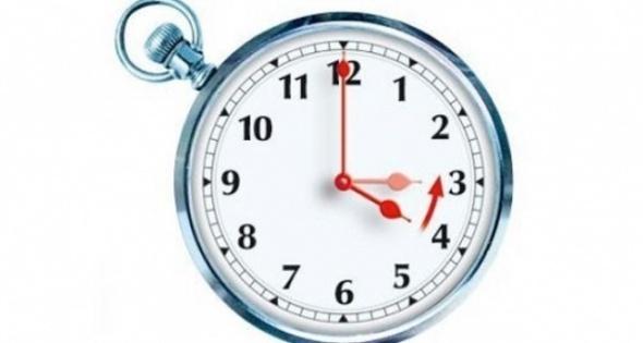 Yaz saati bu gece başlıyor! | Türkiye'de şuan saat kaç? | Saatler ileri alınacak mı?