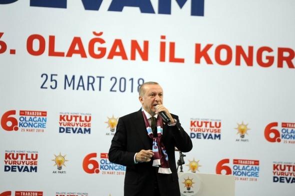 Erdoğan resti çekti: 'Versin istifasını çeksin gitsin'