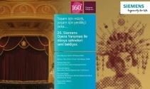 'Siemens Opera Yarışması' için son başvuru tarihi 30 Nisan