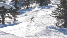 Salda Kayak Merkezine 4 milyon TL ödenek