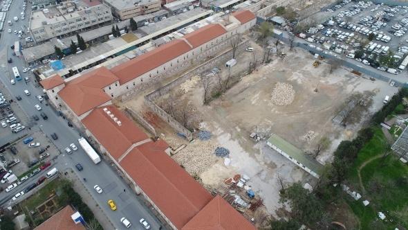 Türkiye'nin en büyük kütüphanesi olacak!