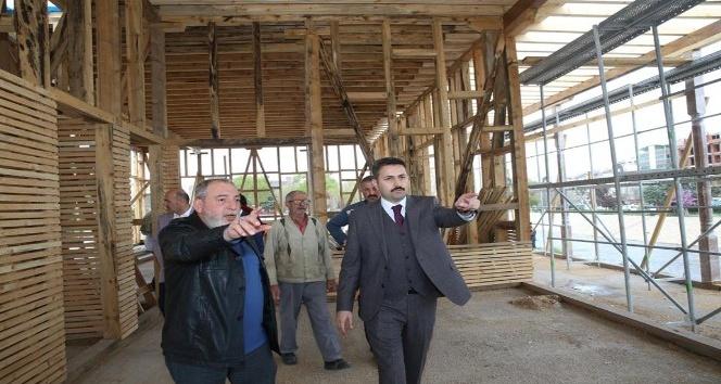 Kanal Tokat'ta ikinci etap çalışmaları