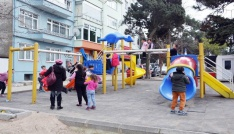 Çocuk parklarına kamera konulsun kampanyasına Sinoplu vatandaşlardan destek