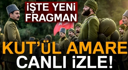 Mehmetçik Kutül Amare 9. bölüm CANLI İZLE.... KUTÜL AMARE İZLE... Kutül Amare 10.bölüm fragmanı