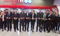 CarrefourSA, Konya'daki ilk süpermarketini açtı