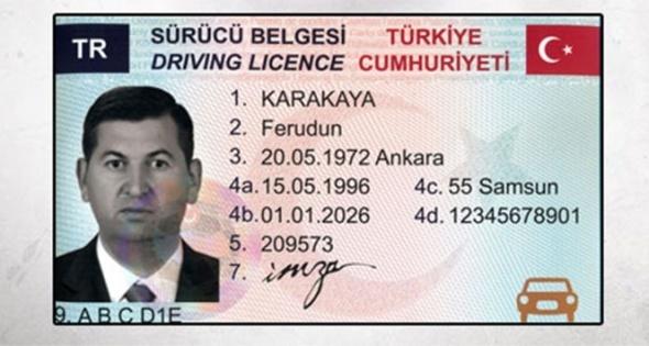 Ehliyet ve pasaport harcı uyarısı