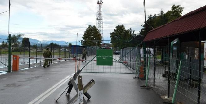 Abhazya, Gürcistan sınırına kısıtlama getirdi