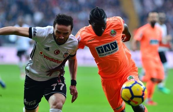 Beşiktaş Alanyaspor Maç Özeti Ve Golleri İzle