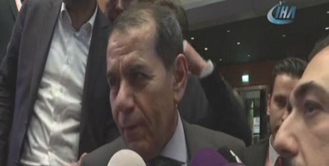Dursun Özbek'ten yıprandınız mı sorusuna 'Evet' cevabı