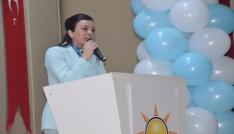 Bakan Yılmaz, Sinopta partisinin kadın kolları kongresine katıldı