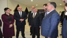 Milli Eğitim Bakanı Yılmaz Sinoptan ayrıldı