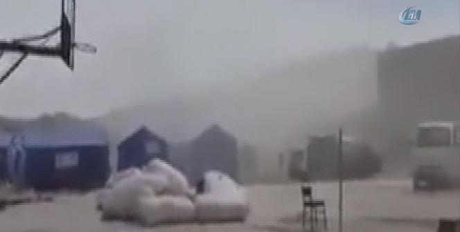 Esad güçleri Türkiye Diyanet Vakfı'nın Doğu Guta'daki barınma merkezini vurdu
