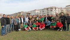 Yalovaspor şampiyonluğunu ilan etti