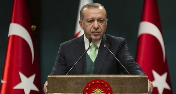 Cumhurbaşkanı Erdoğan'a sürpriz destek!